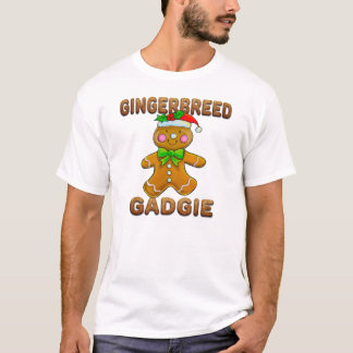 Geordie Gingerbread Man TShirt Jumper