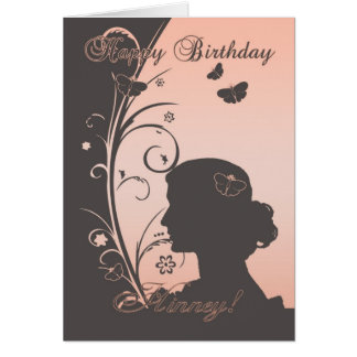 Geordie - Hinney Birthday Card For Special Lady