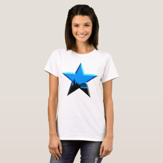 Geordie Star T-Shirt