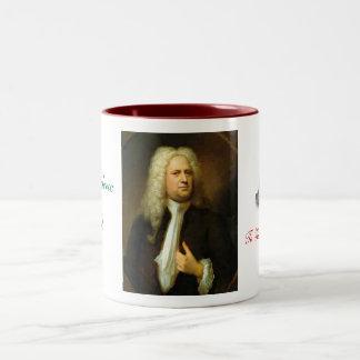 Georg Frideric Hndel Coffee Mug