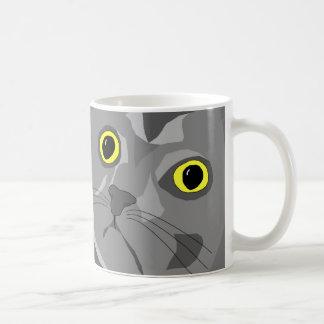 George abstract mug design