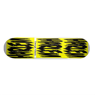 George Adams logo deck Skate Board Decks