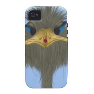 George And His Visitor Vibe iPhone 4 Cover