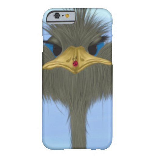 George And His Visitor iPhone 6 Case