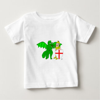 George and the Dragon Baby T-Shirt