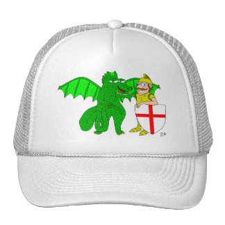 George and the Dragon Cap