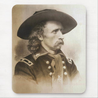 George Armstrong Custer circa 1860s Mouse Mat