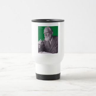 George B Shaw Love/Exaggeration Gifts & Cards Mugs