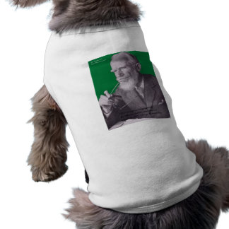 George B Shaw Love/Exaggeration Gifts & Cards Sleeveless Dog Shirt