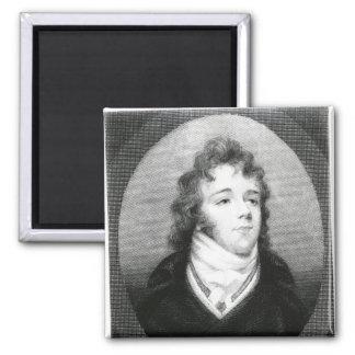 George 'Beau' Brummel Magnet