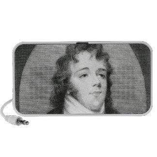 George 'Beau' Brummel Notebook Speakers