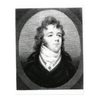 George Beau Brummel Post Card