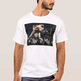 George Bellows Stag at Sharkey's Art of Boxing T-Shirt