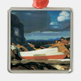 George Bellows The Big Dory Christmas Ornament