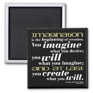 George Bernard Shaw Quote Magnets