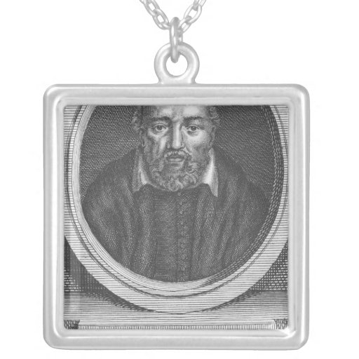 George Buchanan, engraved for Universal Magazine Pendant