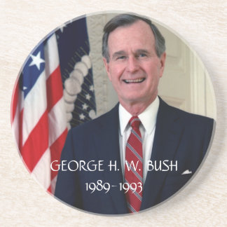 George Bush Coaster