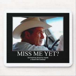George Bush Mousepads