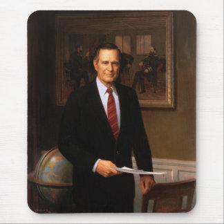 George Bush Mouse Pad
