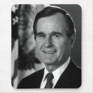 George Bush Sr. Mouse Pad