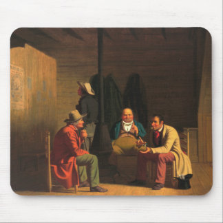 George Caleb Bingham - Country Politician Mouse Pad