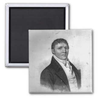 George Cooper, engraved by Percy Roberts Square Magnet