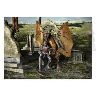 George & Dragon Card