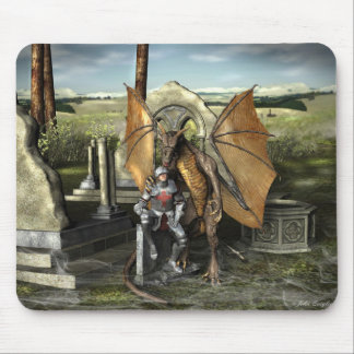 George & Dragon (Mouse Pads) Mouse Mat