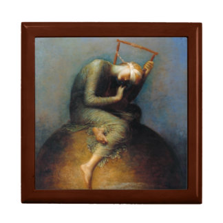 George Frederic Watts: Hope Large Square Gift Box