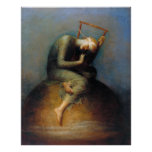 George Frederic Watts: Hope Print