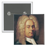 George Frederick Handel Buttons