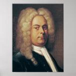 George Frederick Handel Print