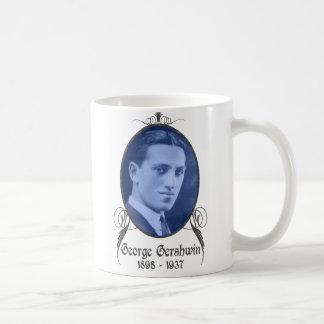 George Gershwin Coffee Mug
