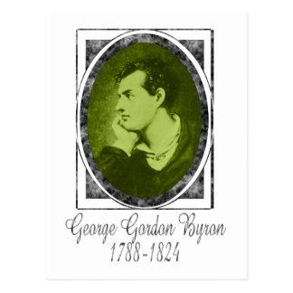 George Gordon Byron Postcard
