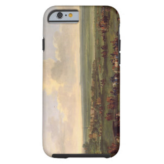 George I (1660-1727) at Newmarket, 4th/5th October Tough iPhone 6 Case