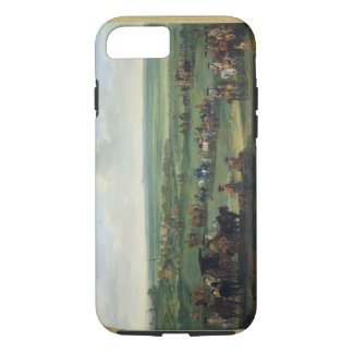 George I (1660-1727) at Newmarket, 4th or 5th Octo iPhone 8/7 Case
