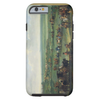 George I (1660-1727) at Newmarket, 4th or 5th Octo Tough iPhone 6 Case