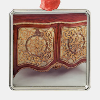 George III commode Christmas Ornament