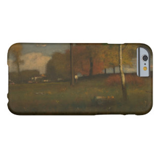 George Inness - Near the Village, October Barely There iPhone 6 Case