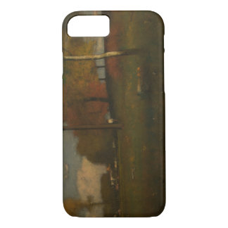 George Inness - Near the Village, October iPhone 7 Case