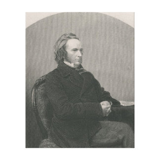 George John Douglas Campbell Canvas Print