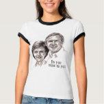 George & Laura Tshirts
