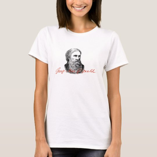 George MacDonald Society Portrait Shirt