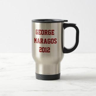 George Maragos Travel Mug