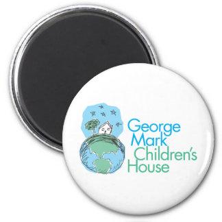 George Mark Children's House Magnet
