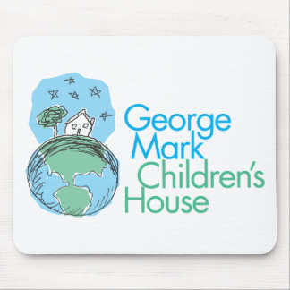 George Mark Children's House Mouse Pad