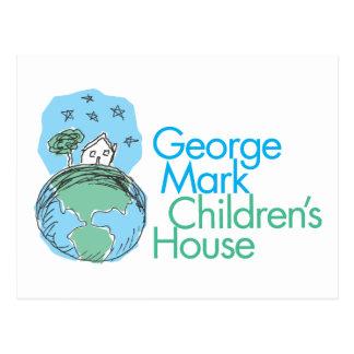 George Mark Children's House Postcard