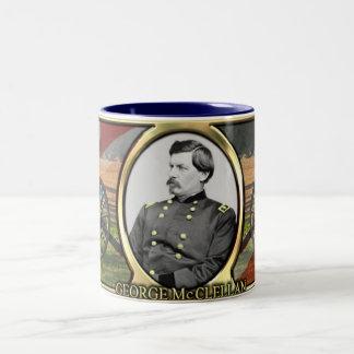 George McClellan Civil War Mug