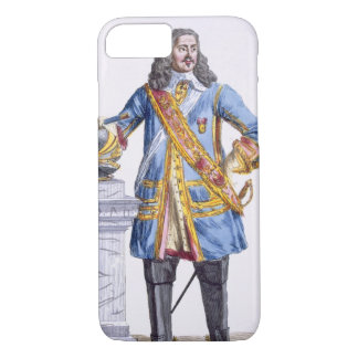 George Monke (1608-70) Duke of Albermarle from 'Re iPhone 8/7 Case