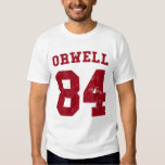 George Orwell 84 1984 jersey Shirts